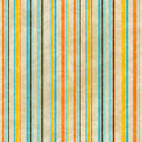 Seamless vintage lines pattern on paper texture Royalty Free Stock Photos