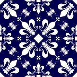 Seamless Vintage Pattern [1] stock illustration