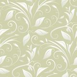 Seamless Vintage Pattern Royalty Free Stock Image