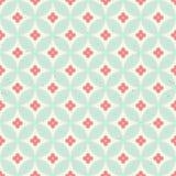 Seamless vintage pattern stock illustration