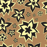 Seamless vintage pattern Stock Photo