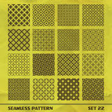 Seamless vintage pattern. Stock Photography