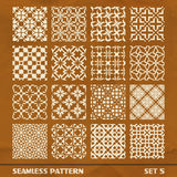 SEAMLESS vintage pattern. Stock Images