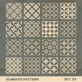 Seamless vintage pattern. Royalty Free Stock Photos