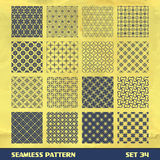 SEAMLESS vintage pattern. Royalty Free Stock Photo