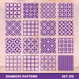 SEAMLESS vintage pattern. Stock Photos