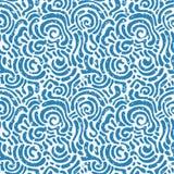 Seamless vintage pattern Royalty Free Stock Image