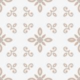 Seamless   vintage pattern Stock Image