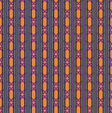 Seamless vintage pattern. Ethnic vector textured Stock Image