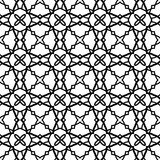Seamless vintage pattern. Geometric abstract seamless pattern. Classic background. Vector illustration. Royalty Free Stock Photos
