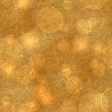 Seamless vintage pattern on old paper texture Stock Photography