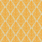 Seamless vintage pattern Royalty Free Stock Photography
