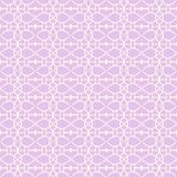 Seamless vintage pattern with quatrefoils. vector illustration
