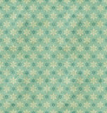 Seamless vintage pattern with snowflakes Royalty Free Stock Images