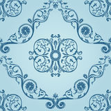 Seamless vintage pattern texture background Royalty Free Stock Photo