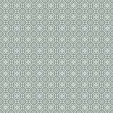 Seamless vintage polygon diamond check window tracery pattern background Stock Image