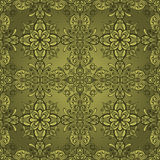 Seamless vintage retro pattern Royalty Free Stock Photo