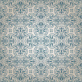 seamless vintage retro pattern Royalty Free Stock Photos