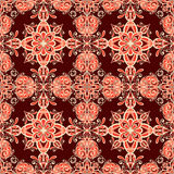seamless vintage retro pattern Royalty Free Stock Images