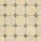 Seamless vintage tiles Stock Images