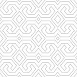 Seamless vintage Toraja tribal pattern. Ethnic vector texture. S Royalty Free Stock Photography