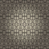 Seamless Vintage Vector Background Stock Image