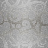 Seamless vintage vector pattern with spiral elements. Stock Photography