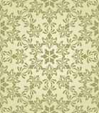 Seamless Vintage Wallpaper Stock Images