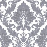 Seamless vintage wallpaper Royalty Free Stock Images