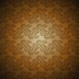 Seamless vintage wallpaper, floral pattern, retro Stock Photography