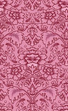 Seamless Vintage Wallpaper Pattern stock illustration