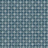 Seamless vintage worn out check pattern cloth background. Stock Images
