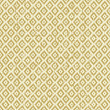 Seamless vintage worn out yellow diamond check geometry pattern background. Royalty Free Stock Images