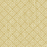 Seamless vintage worn out yellow square check geometry pattern background. Royalty Free Stock Photos