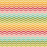 Seamless vintage zigzag pattern Stock Photos