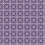 Seamless violet flower pattern background Royalty Free Stock Image