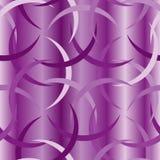 Seamless violet pattern Royalty Free Stock Image