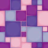 Seamless violet pattern Royalty Free Stock Photography