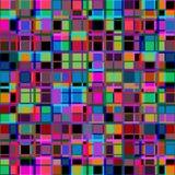 Seamless-10 violeta stock de ilustración