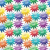 Seamless vivid pattern Stock Photo