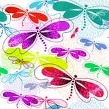 Seamless vivid pattern Royalty Free Stock Photography