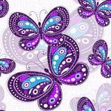 Seamless vivid pattern Royalty Free Stock Photo