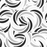 Seamless vivid swirl pattern Royalty Free Stock Image