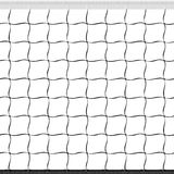 Seamless volleyball net Royalty Free Stock Photography