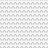 Seamless waffle wafer pattern, vector geometric background made rhombuses, cells wafers royalty free illustration