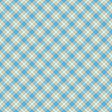 Seamless wall-paper, plaid, gray and blue. Seamless wall-paper, plaid, gray-blue. A classical pattern with rhombuses, a bright print for fabric, greeting cards Royalty Free Stock Images