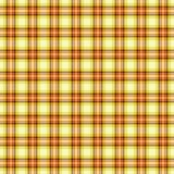 Seamless wall-paper plaid, yellow. Bright tartan texture. Seamless wall-paper plaid, yellow. Bright tartan texture for clothes, wall-paper, a background for Stock Photo