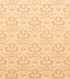 Seamless wallpaper. Seamless ornamental wallpaper, floral pattern, illustration Stock Photography