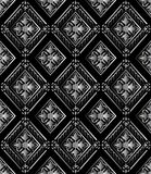 Seamless wallpaper. Background. Vector illustration Stock Photography