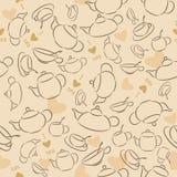 seamless wallpaper Fotografering för Bildbyråer
